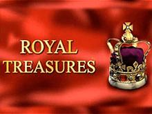 Royal Treasures - игровые автоматы
