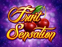 Fruit Sensation - игровые автоматы