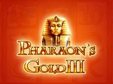 Pharaohs Gold III - игровые автоматы