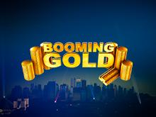 Игровой аппарат Booming Gold