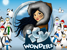 Игровой слот Icy Wonders