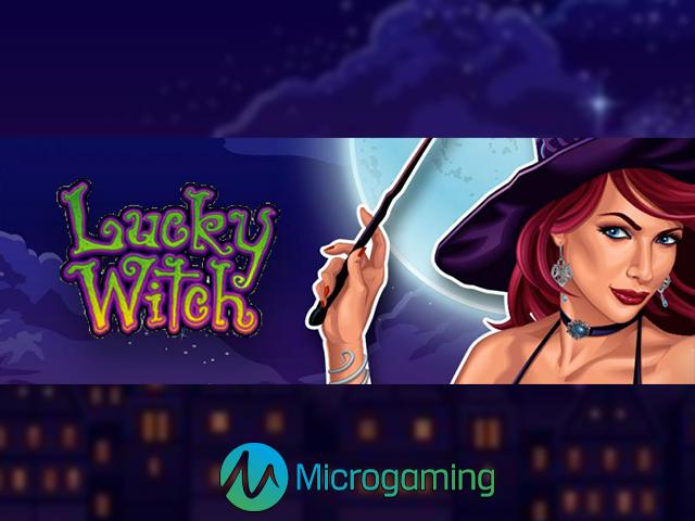 Lucky Witch от Microgaming: играй онлайн