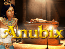Anubix - игровой автомат от Novomatic