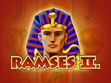 В казино 777 автомат Ramses II