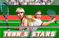 Онлайн автомат Звезды Тенниса