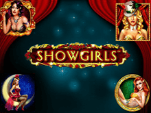 Автомат казино 777 Шоу Девушки