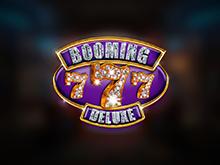 Игровой автомат Booming Seven Deluxe