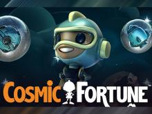 Cosmic Fortune: игровой автомат от компании NetEnt