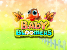 Baby Bloomers - игровой автомат от компании Booming Games