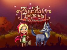 Игровой автомат FairyTale Legends: Red Riding Hood от NetEnt